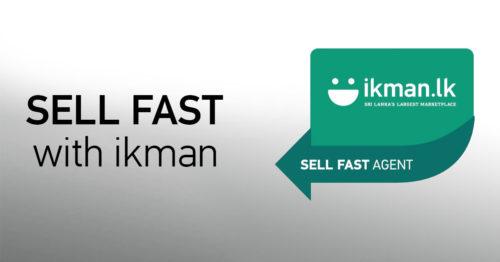 Sell Fast ikman