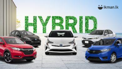 Photo of Most Popular Hybrid Cars in Sri Lanka